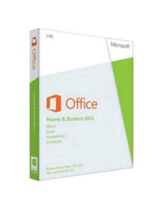 Microsoft Office 2013 Home & Student Medialess PKC