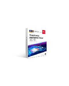 Bitdefender AntiVirus Plus 2019 (1YR, 1PC) Download