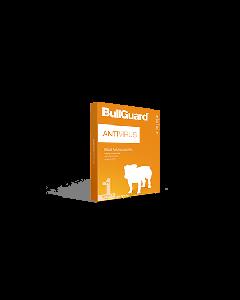 BullGuard Antivirus 1-User 1Yr OEM Digital Key