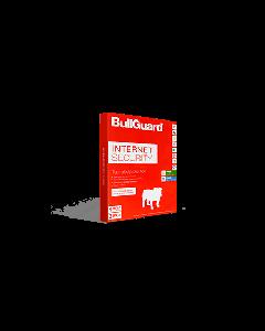 BullGuard Internet Security 3-User 1Yr Eng/Fr