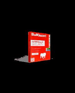 BullGuard Internet Security 3-User 1Yr OEM Digital Key