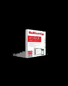 BullGuard Mobile Security 3-User 1Yr