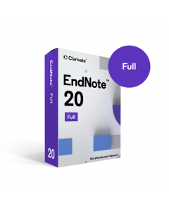 EndNote 20 Multiplatform(Perpetual)-Faculty/Staff