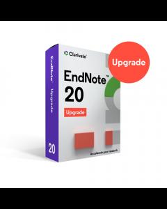 EndNote 20 Multiplatform(Upgrade)-All Academic Users