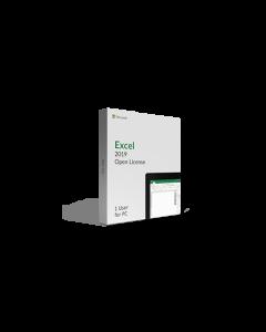 Microsoft Excel 2019 Open License