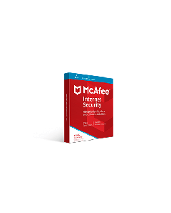 McAfee Internet Security 10-Devices-Unlimited / 1-Year