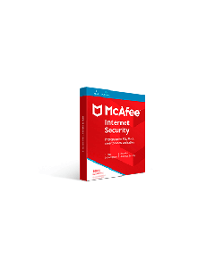 McAfee Internet Security 2019 (1YR, 10 PC/Mac) Download