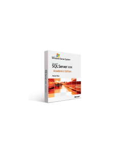 Microsoft SQL Server 2008 R2 Academic Edition with 10 CAL