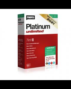 Nero Platinum Unlimited