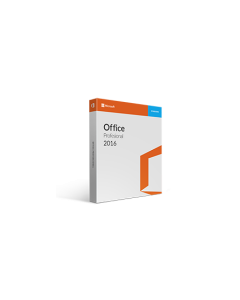 Microsoft Office 2016 Professional (for Windows)