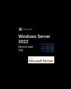 Windows server 2022, 1 Device CAL