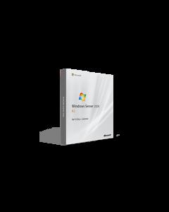 Microsoft Windows Server 2008 R2 W-5 CALs - License