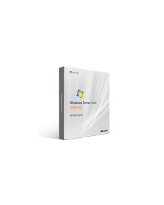 Microsoft Windows Server 2008 Enterprise R2 SP1 License